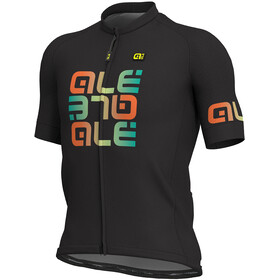 Alé Cycling Solid Mirror SS Jersey Men black